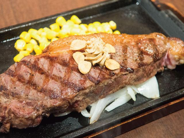 いきなりステーキ本格熟成国産牛サーロインステーキ