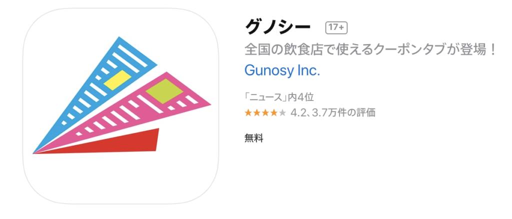 グノシーアプリ