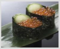 すたみな太郎のお寿司いくら